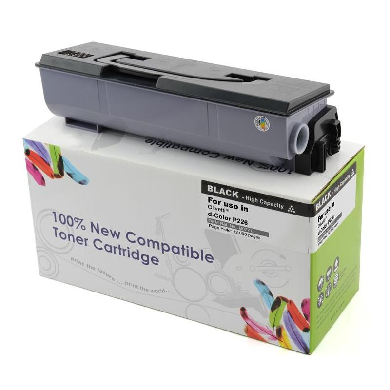 Toner Cartridge Web Black OLIVETTI P226 zamiennik B0771