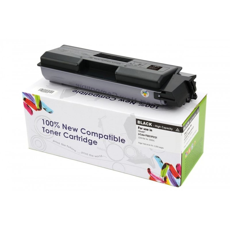 Toner Cartridge Web Black OLIVETTI 2021 zamiennik B0954